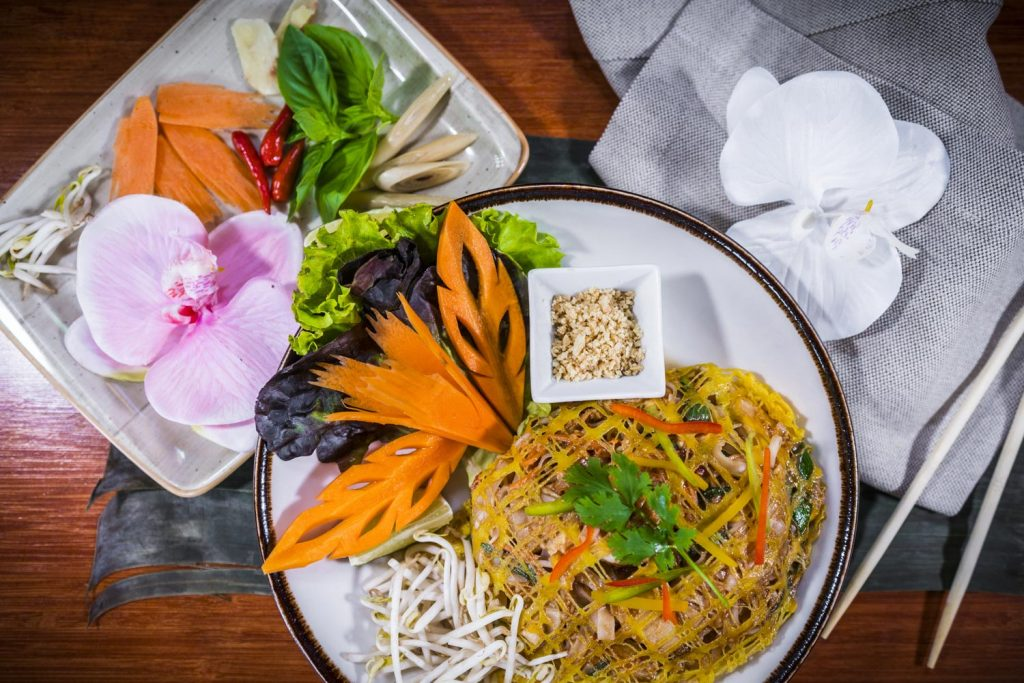 Our Botanico Pad Thai
